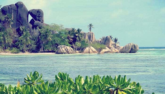 Best time to travel to: Seychelles
